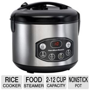 DIGITAL SIMPLICITY 12 CUP RICE