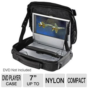 7IN DVD PLAYER PORTABLE CASE