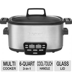 COOK CENTRAL MULTICOOKER