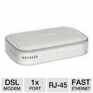 NETGEAR DM111PSP Broadband ADSL2+ Modem - DSL