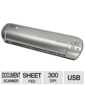 Xerox Mobile Scanner SD - sheetfed scanner
