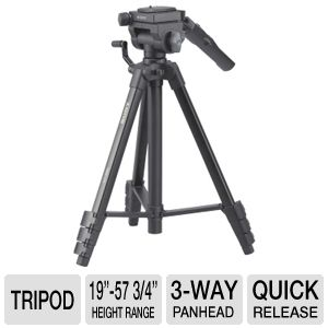 VCT-60AV TRIPOD WITH REMOTE