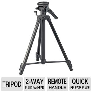 VCT-80AV TRIPOD WITH REMOTE