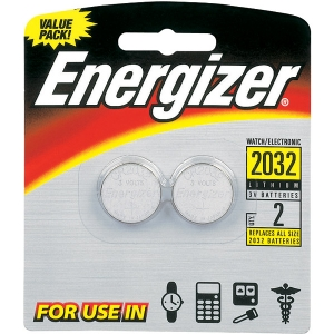 ENERGIZER WATCH 2032