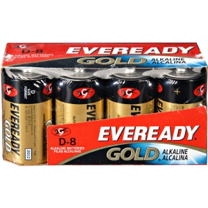 EVEREADY D SIZE