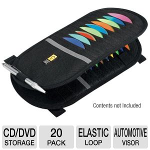 CASE LOGIC BLACK  VISOR