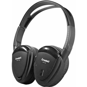 Power Acoustik HP-11S Wireless Headphones