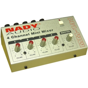 NADY 4 CHANNEL MINI