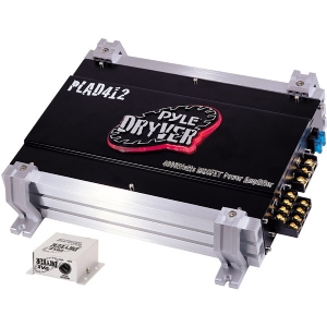 PYLE DRIVER 4-CHANNEL