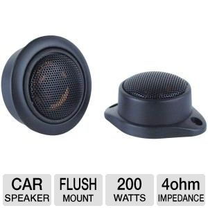 BOSS FLUSH MOUNT TWEETER