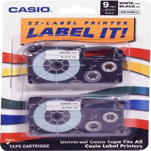 CASIO LABEL PRINTER TAPE