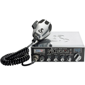 MOBILE CHROME CB RADIO