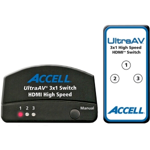 ULTRA AV HDMI A 3X1 SWITCH