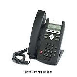 Polycom SoundPoint IP 321 - VoIP phone