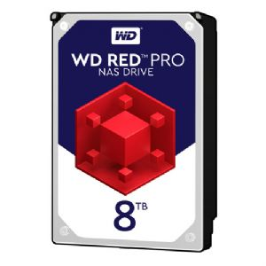 WD 8TB Red Pro Internal NAS HDD