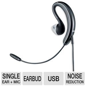 Jabra UC Voice 250 MS Headset - 2507-823-109