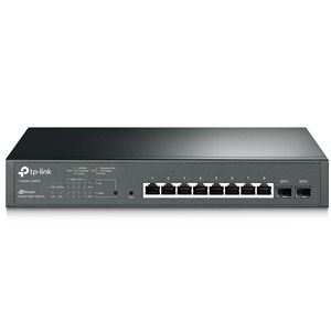 Alternate view 1 for TP-Link JetStream 8-Port Gigabit Smart PoE+ Switch