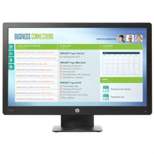 """Alternate view 1 for HP ProDisplay P223 21.5"""" LED Monitor"""
