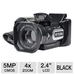 Mitsuba 5MP Multifunction Camcorder / Camera