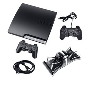 Sony Playstation 3 160GB Holiday Ess. Bundle