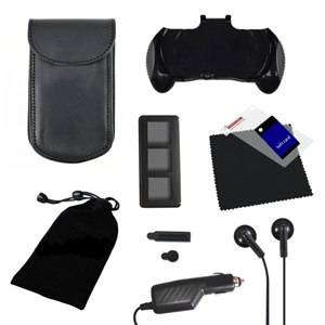 GameFitz GF-004 PSP Go 10-in-1 Accessory Kit