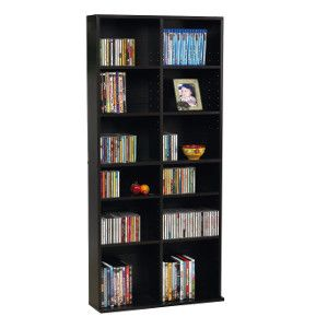 OSKAR 464-CD/228-DVD RACK