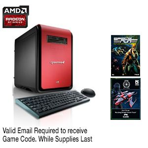 CybertronPC Energon TGM1224H Gaming PC