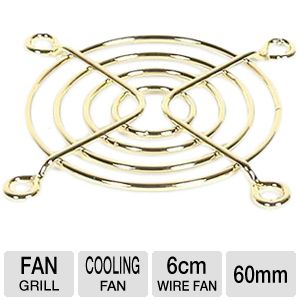 6CM WIRE FAN GUARD FOR CASE/COOLING FANS
