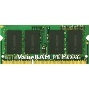 Kingston ValueRAM memory - 8 GB - SO DIMM 204-pin