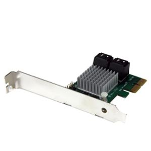 StarTech.com 4 Port PCI Express SATA III RAID Card
