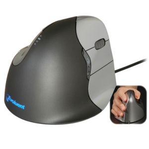 Evoluent VerticalMouse 4 Right Mouse - VM4R