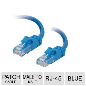 C2G 7Ft CAT6 Snagless Patch Cable � 27142-K