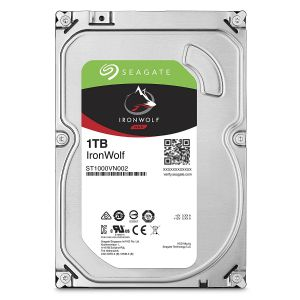 Seagate IronWolf 1TB NAS Hard Drive - ST1000VN002