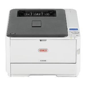 OKI C332dn Workgroup Color Printer - 62447501