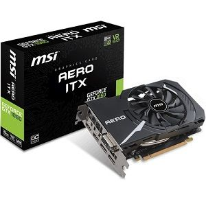 MSI GeForce GTX 1060 VR Ready Graphics Card