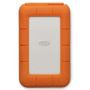 LaCie Rugged 4TB Thunderbolt USB-C Portable Drive