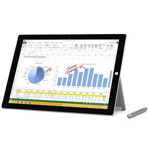 "Microsoft Surface Pro 3 12"" i7 8GB 128GB Tablet"