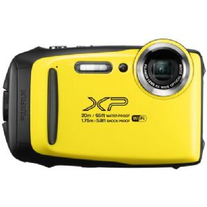 Fujifilm FinePix XP130 Waterproof Action Camera