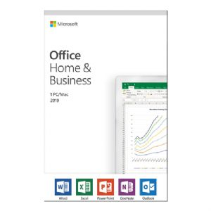 Microsoft Office Home and Business 2019 License