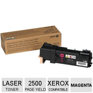 Phaser 6500/WorkCentre 6505, High Capacity Magenta