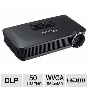 Optoma PK301 Pico Pocket DLP Projector