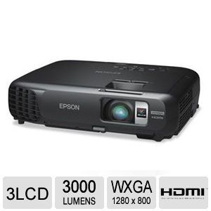 Epson� PowerLite� 1262W Multimedia Projector