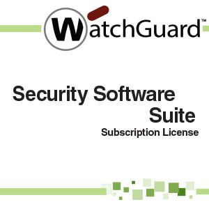 WatchGuard XTM 520 Security Software Suite