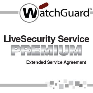 WatchGuard LiveSecurity Service Premium - extended