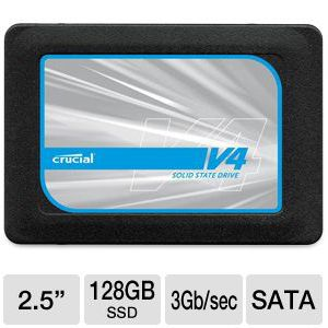Crucial v4 128GB Internal Solid State Drive