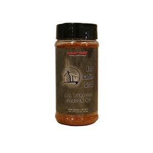 Camp Chef Log Cabin Grub All Purpose Seasoning