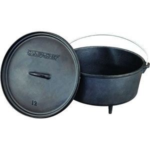 Camp Chef 8 Qt Classic Deep Dutch Oven