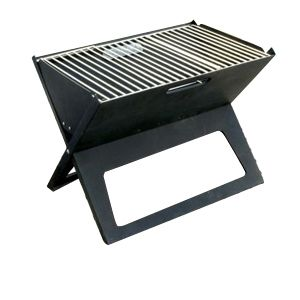 Well Traveled Living 60508 Notebook Portable Grill