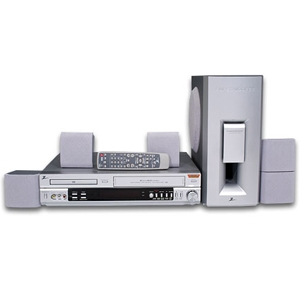 Zenith DVD/VHS Home Theater