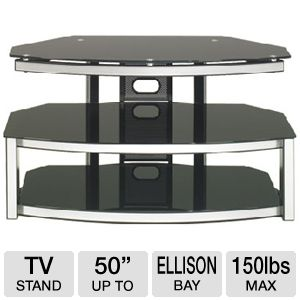 "Z-Line ZL-3174-RSU Ellison Bay TV Stand to 50"" TVs"